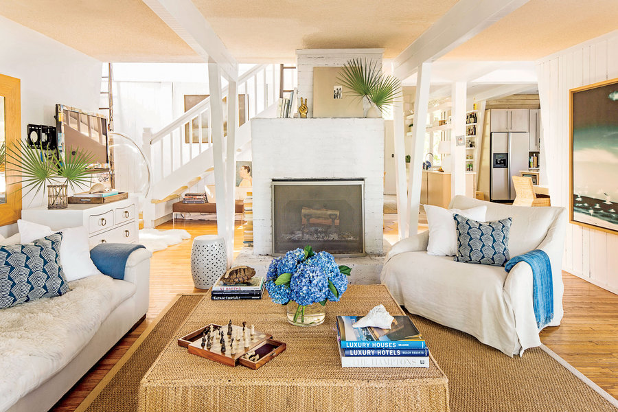 Photo Courtesy of Southern Living, Design by Lisa Sherry Interieurs