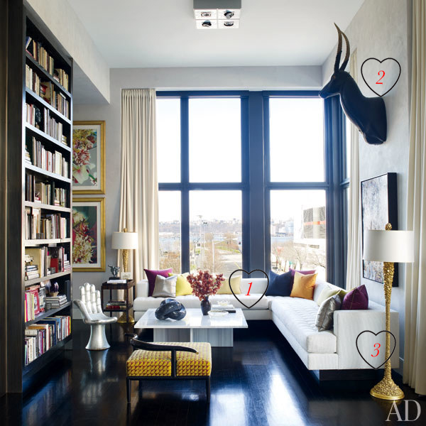 Photo courtesy of Architectural Digest