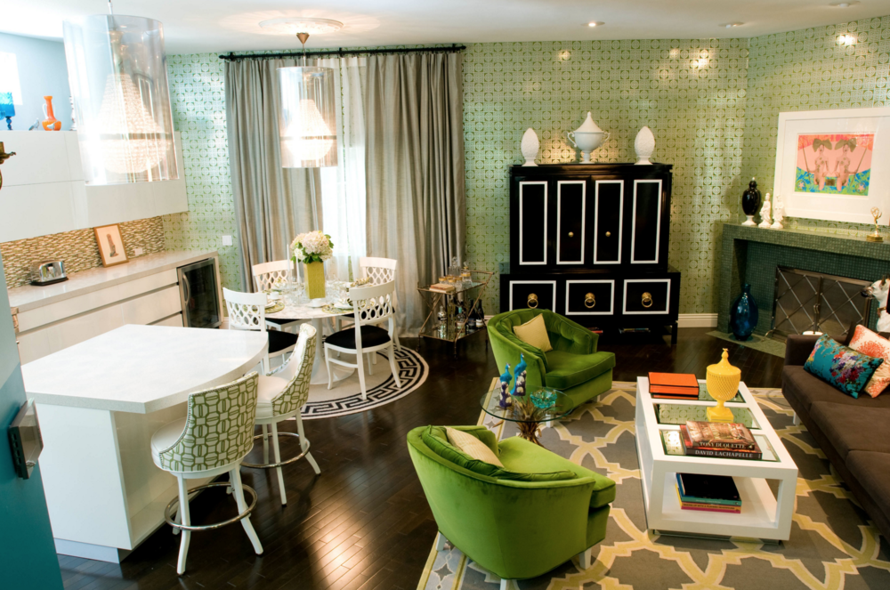 Photo courtesy of Woodson & Rummerfield's House of Design