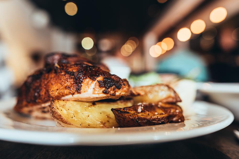 Rôtisserie Chicken @ OS-Rôtisserie de Quartier