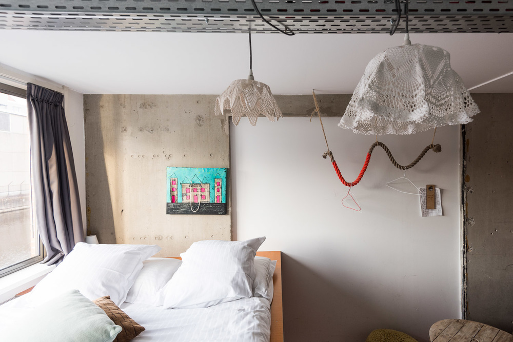 Where to stay in Amsterdam - Ecomama Hotel