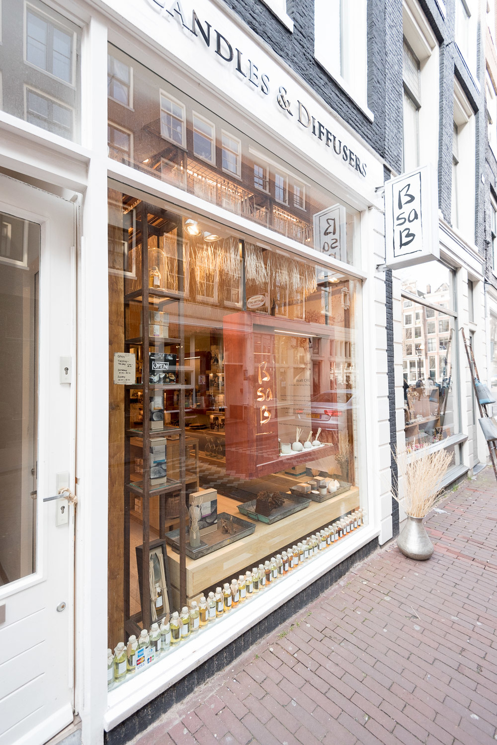 BSaB boutique in Amsterdam