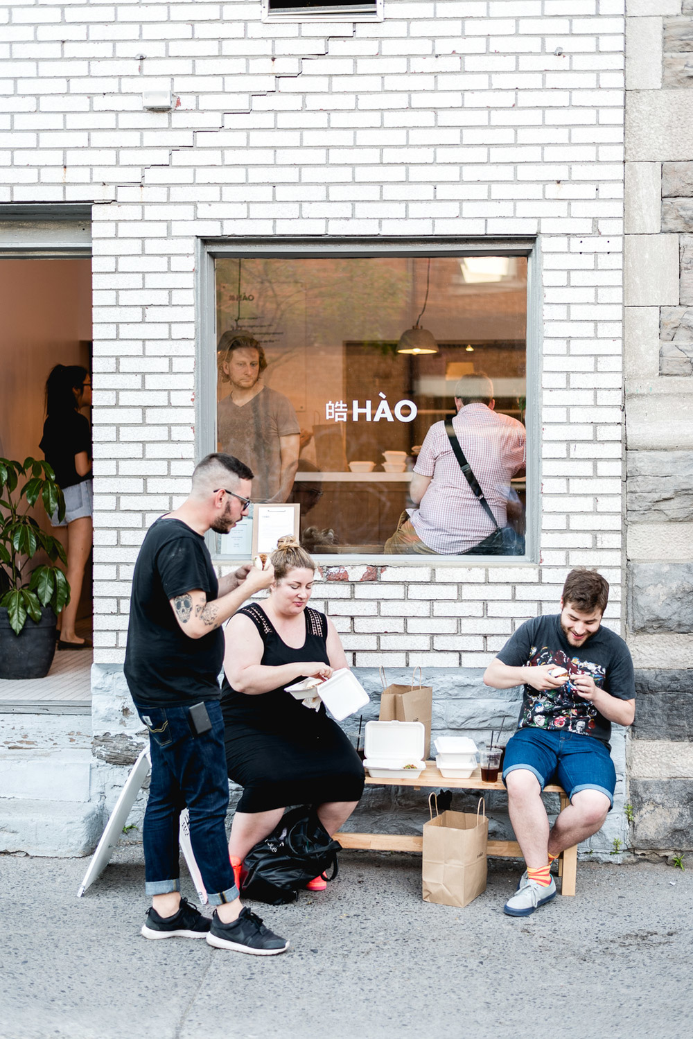 Epicerie HAO - Best steamed buns in Montreal