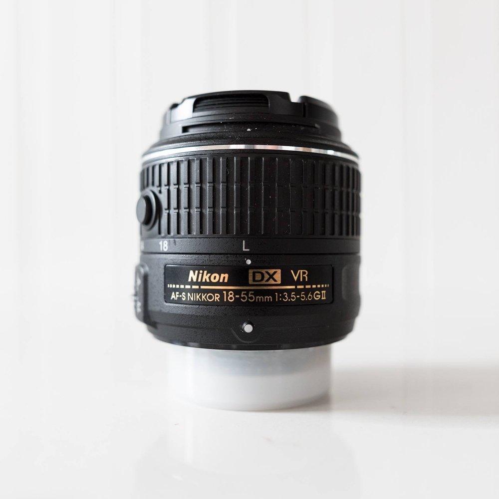 NIKON D5300 + 18-55MM /Lien vers Kijiji