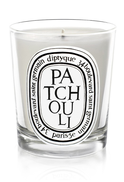 diptyque Patchouli Candle - HOME GIFT IDEAS - THE ULTIMATE GIFT LIST FOR MODERN MEN