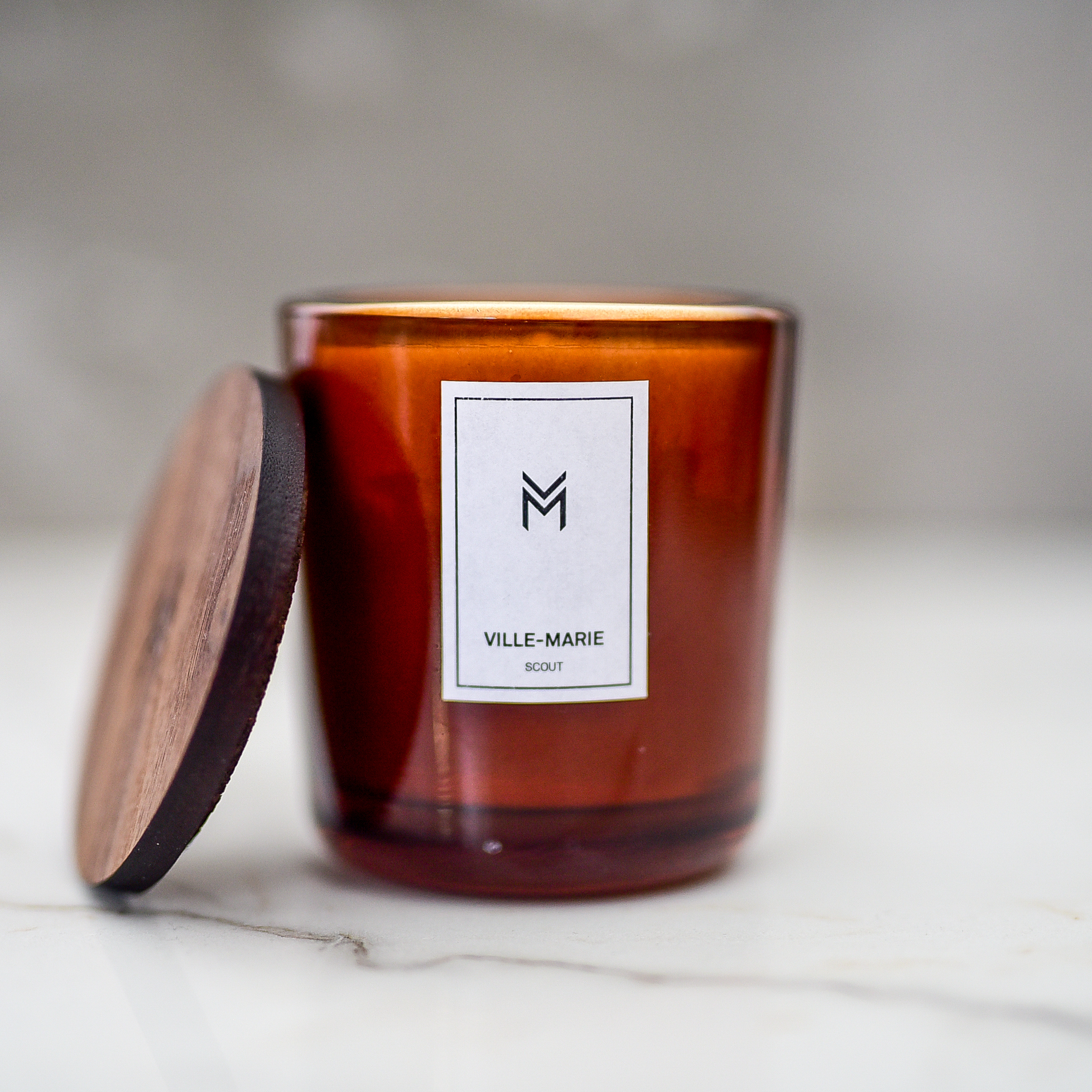 Ville-Marie Candle Scout - HOME GIFT IDEAS - THE ULTIMATE GIFT LIST FOR MODERN MEN
