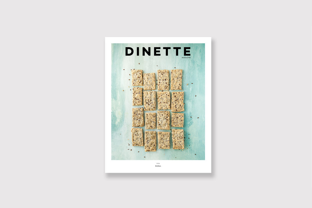 Subscription to Dinette Magazine (in French) but the photos speak by themselves - FOODIE GIFT IDEAS - THE ULTIMATE GIFT LIST FOR MODERN MEN