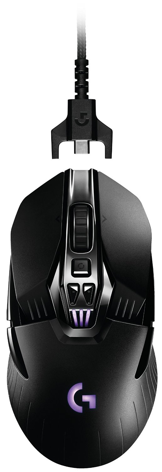 Logitech mouse Logitech G900 Chaos Spectrum Professional Grade Wired/Wireless Gaming Mouse (910-004558)  - GAMING GIFT IDEAS - THE ULTIMATE GIFT LIST FOR MODERN MEN
