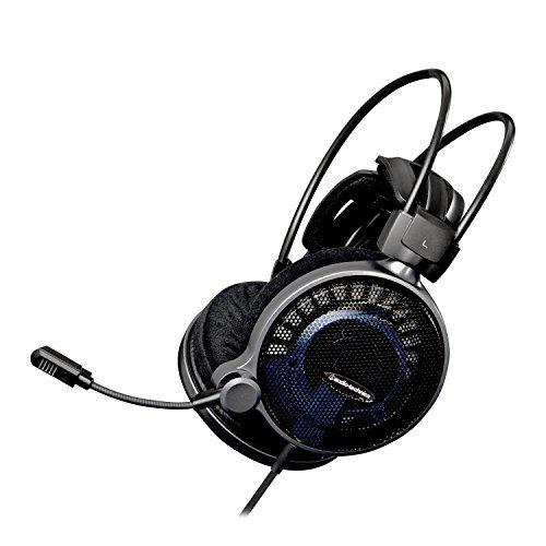 Headset with mic Audio-Technica ATH-ADG1X Open Air High-Fidelity Gaming Headset by Audio-Technica - GAMING GIFT IDEAS - THE ULTIMATE GIFT LIST FOR MODERN MEN