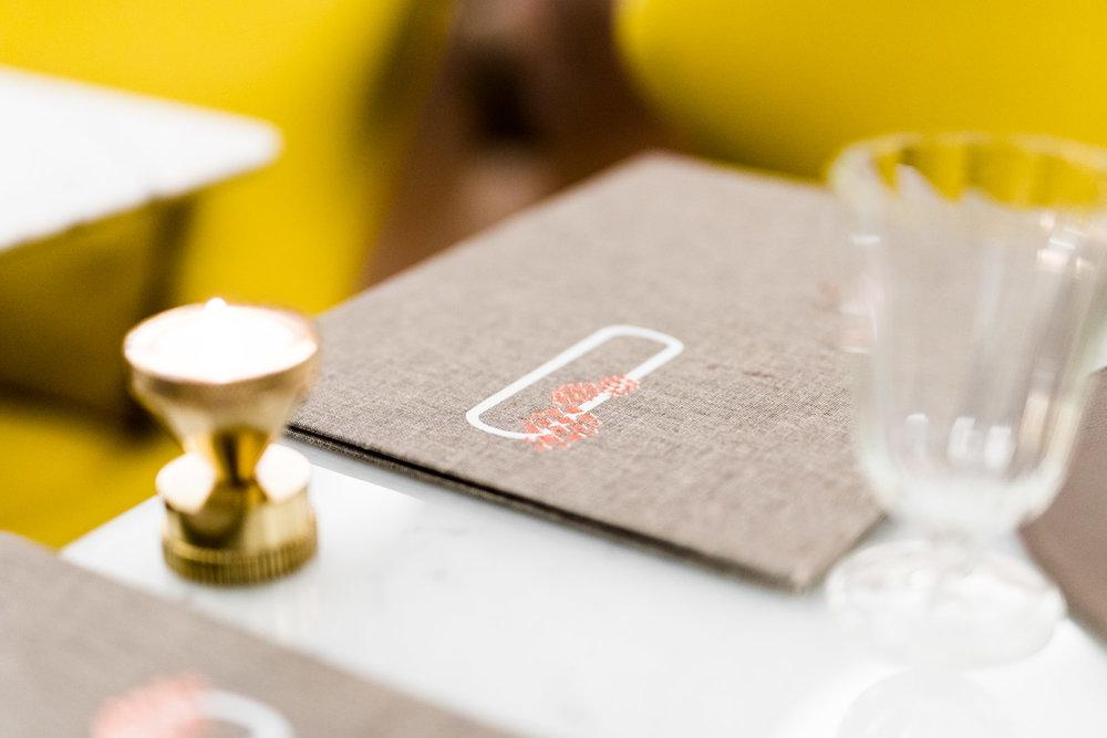 Le menu au ORIGIN Restaurant -Toutes les photos sont sous Copyright © 2017 Jeff Frenette Photography / dezjeff. Pour utilisation des photos, me contacter au dezjeff@me.com