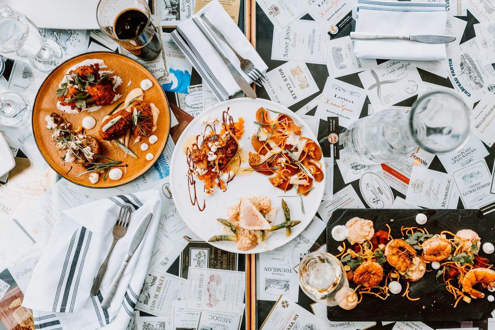 Les Vilains Garçons Restaurant - Food - Tourisme Outaouais - Je