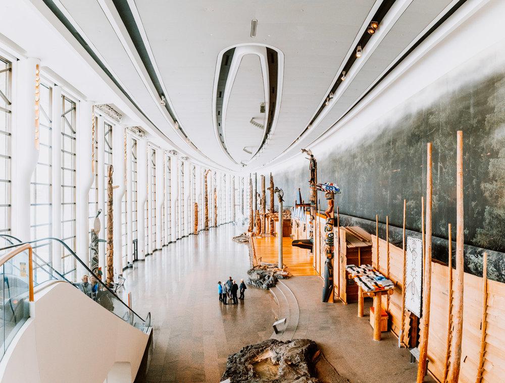 Musée canadien de l'histoire - Canadian Museum of History - Act