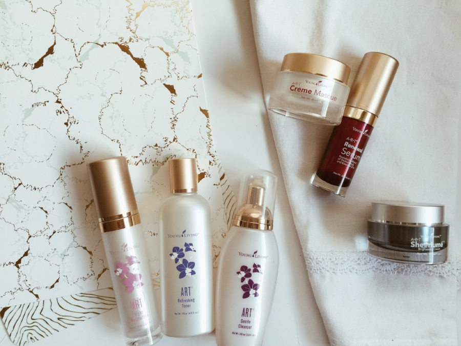 ART Skin Care System - The ART® line is made from plant-based ingredients to gently cleanse, tone, and moisturize your skin.