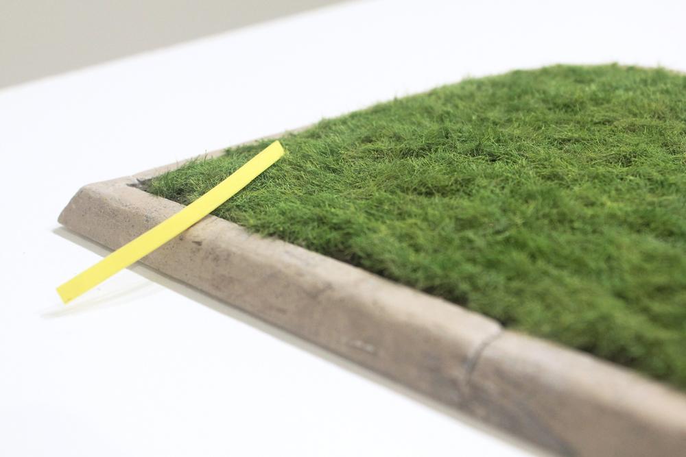 Grass Island (detail)