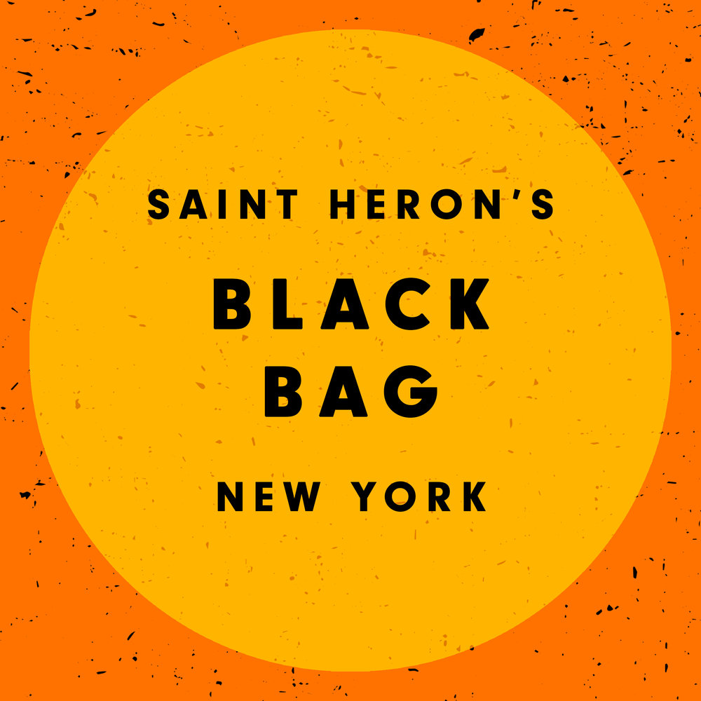 SAINT HERON'S BLACK BAG: NEW YORK EDITION - Spotlighting establishments and businesses founded and built by people of color
