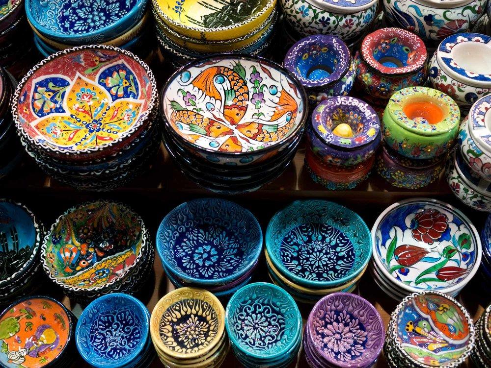 Tourist Bowls