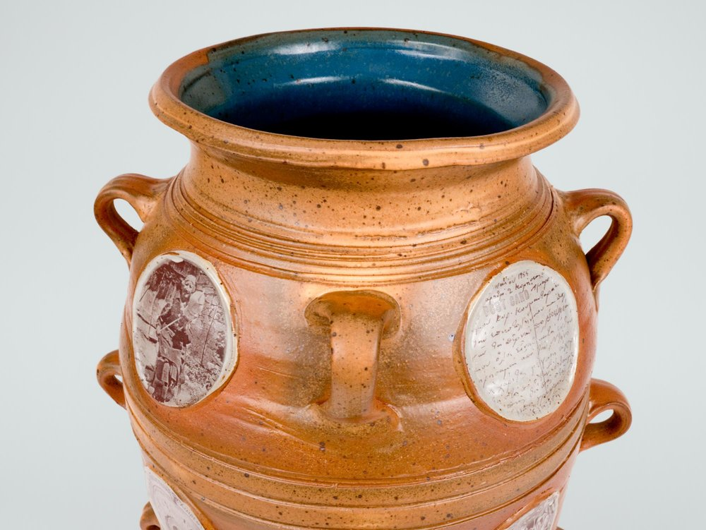 Pithos Portal Pot (Detail)