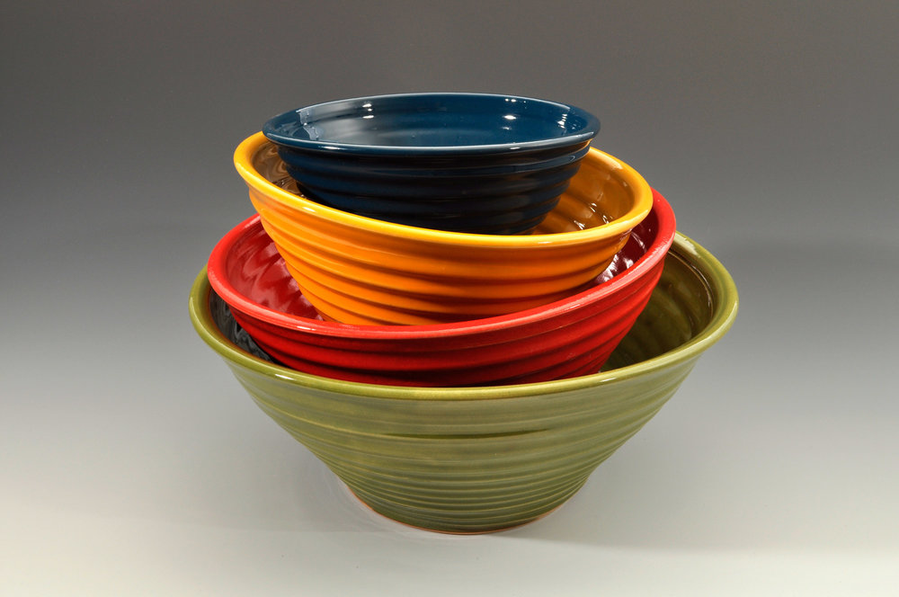 Nesting Bowl Set
