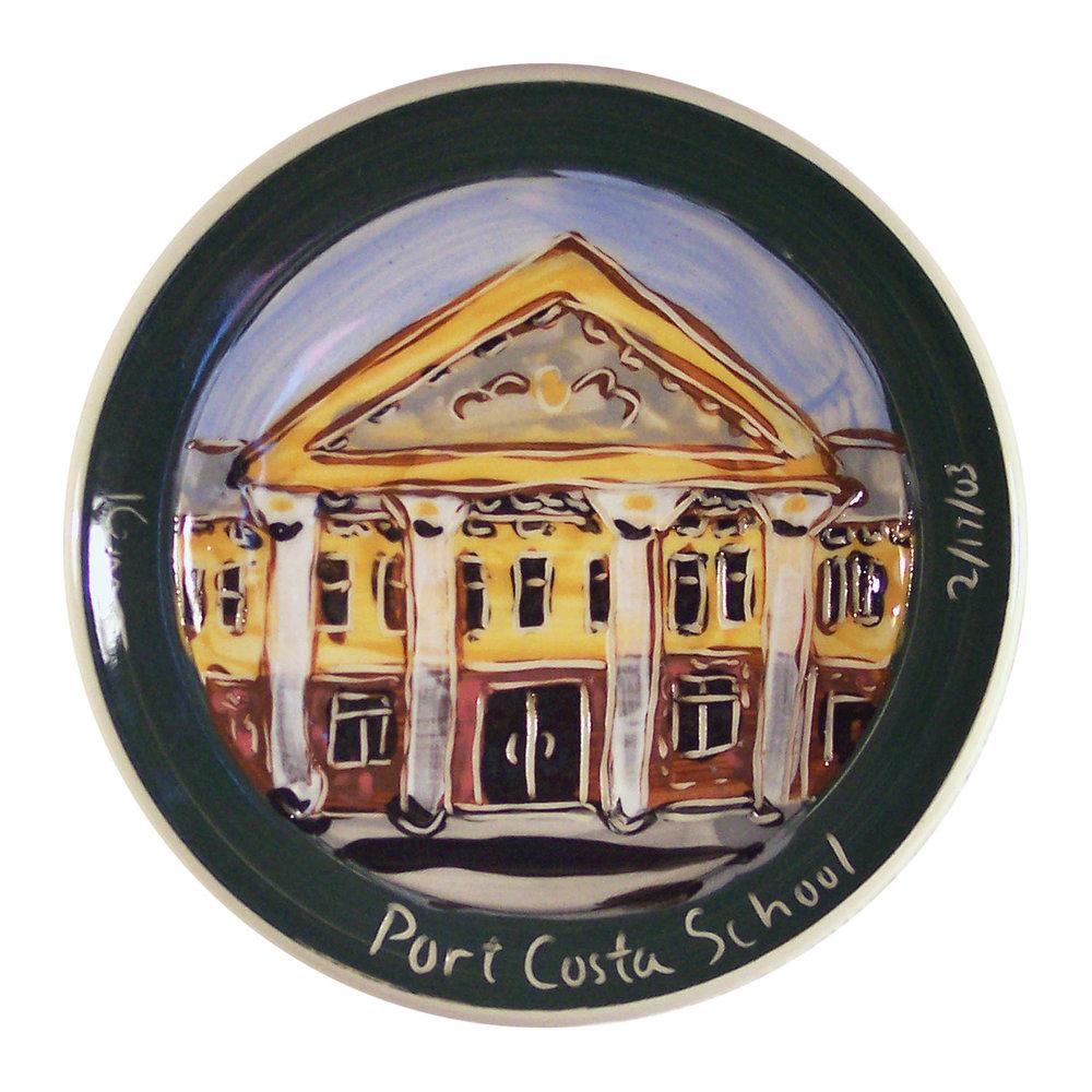 Scenic Souvenir Plate