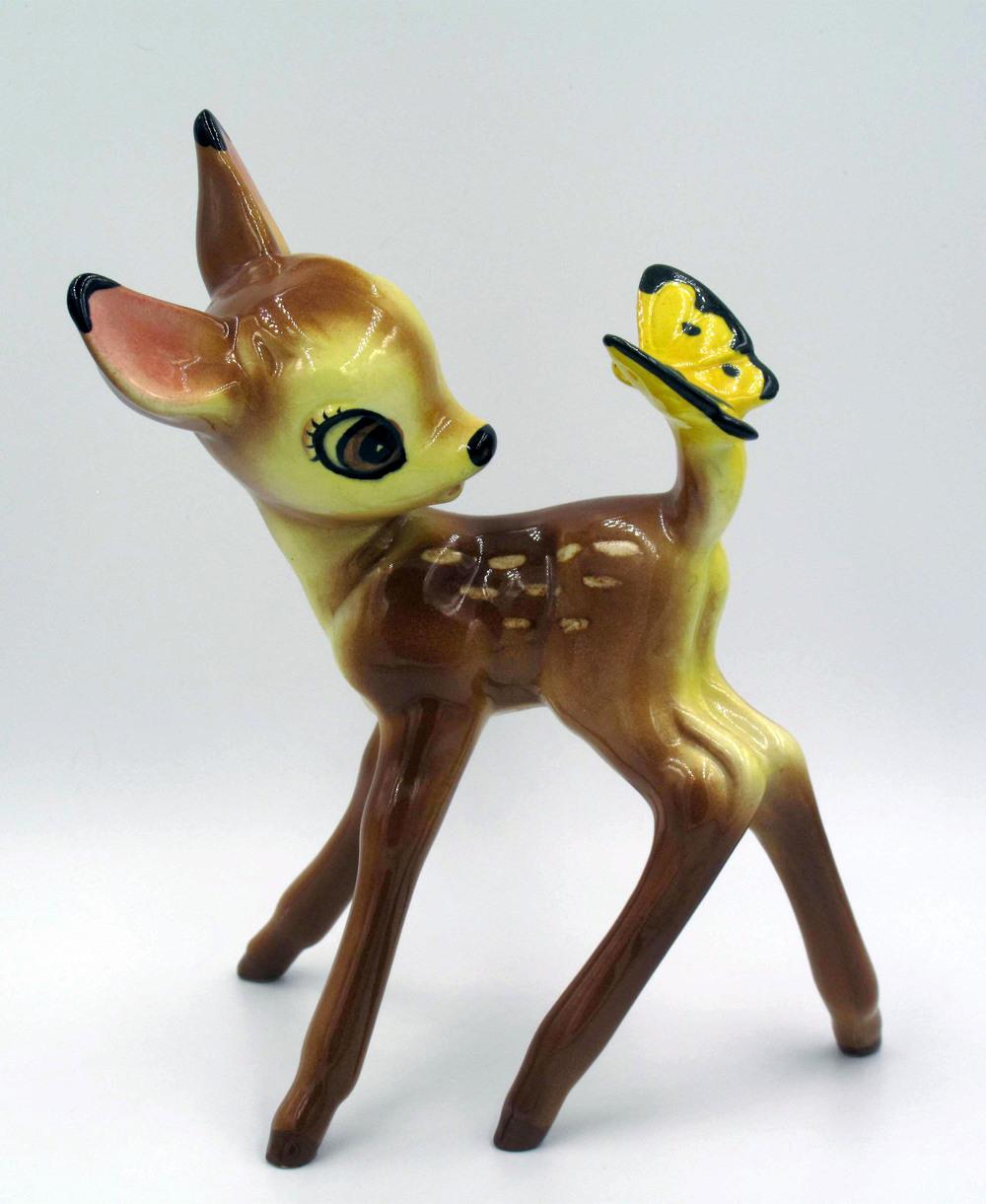 Bambi - Yellow Butterfly