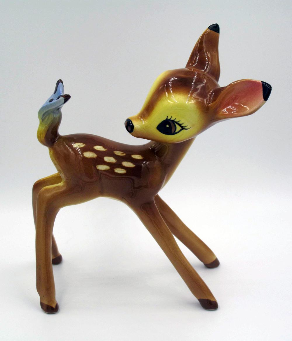 Bambi - Blue Butterfly