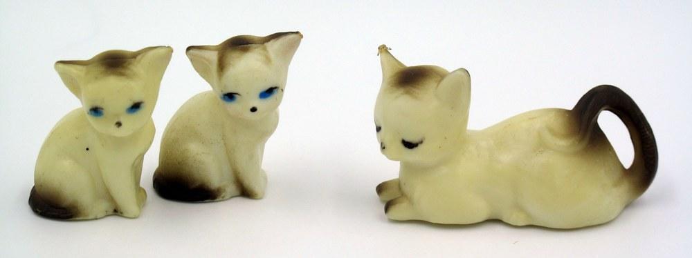 Made In Hong Kong Kittens - Josef Originals Copies.