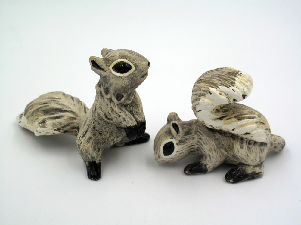 Hagen Renaker Squirrels