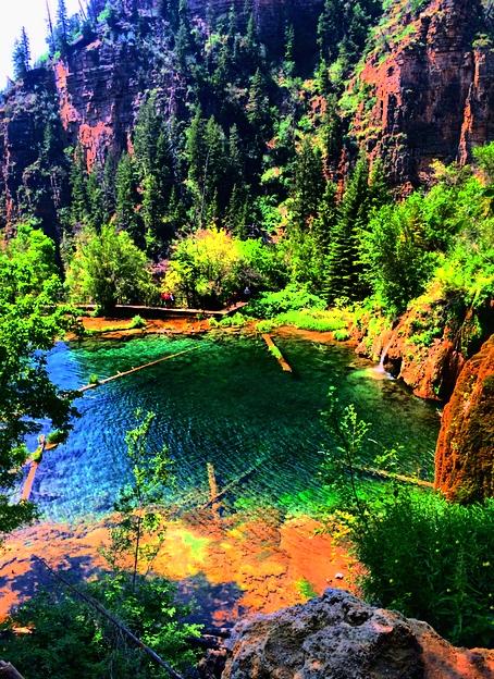 Colorado Bathtime