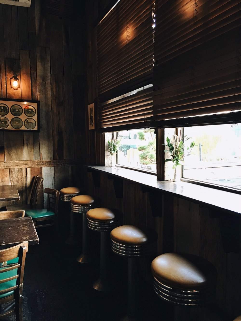 montana trail house bar seating interior