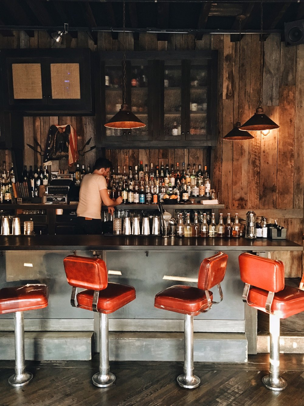montana trail house bar