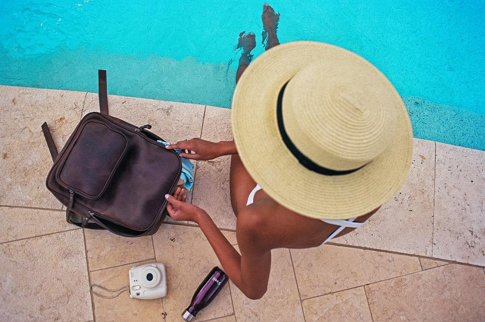 pool nisolo leather backpack