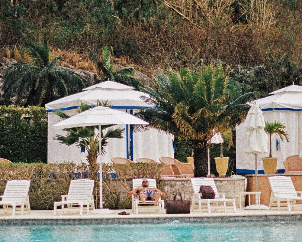 pool bermuda rosewood tucker point