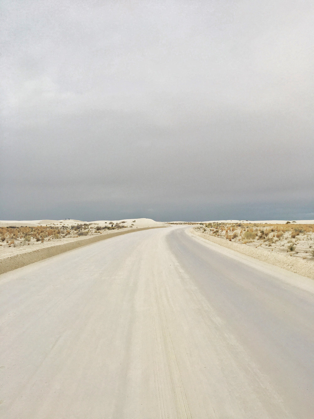 white sands national monument road