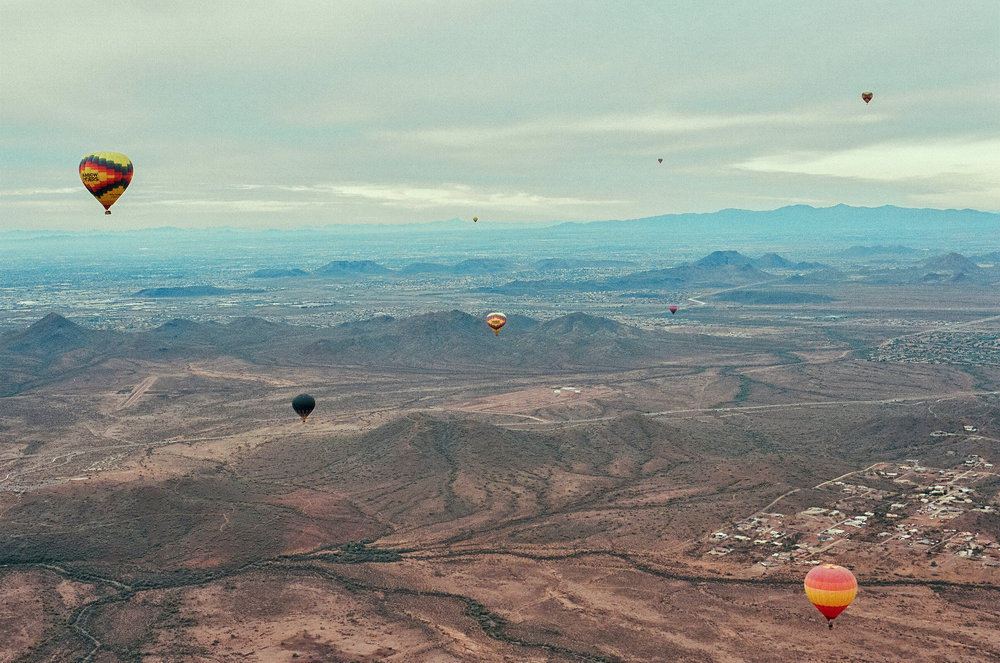 hot air expeditions arizona