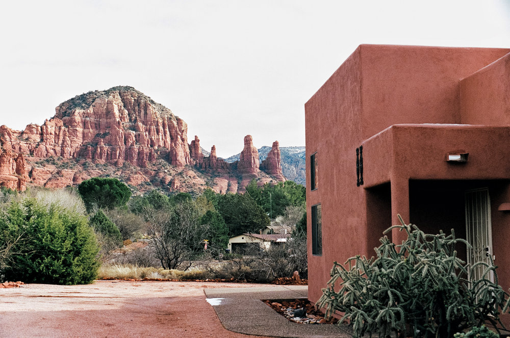 sedona houses sedona arizona red rocks