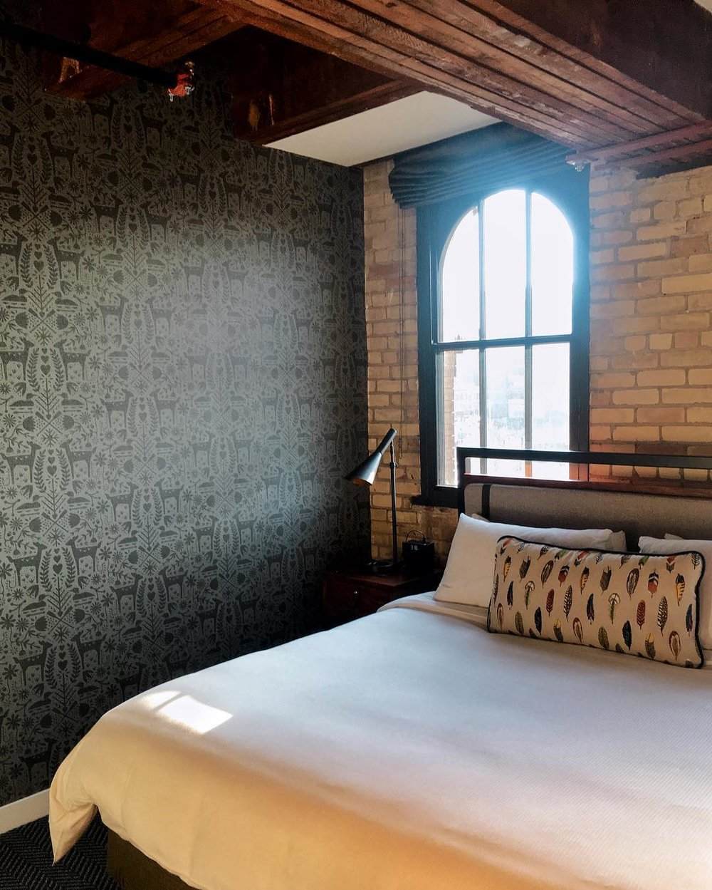 hewing hotel room
