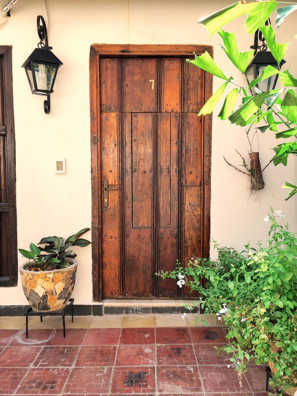 sueno cubano room exterior