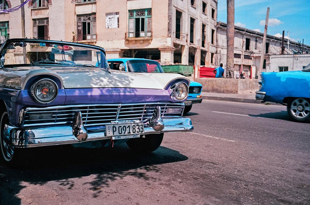 cars in havana cuba