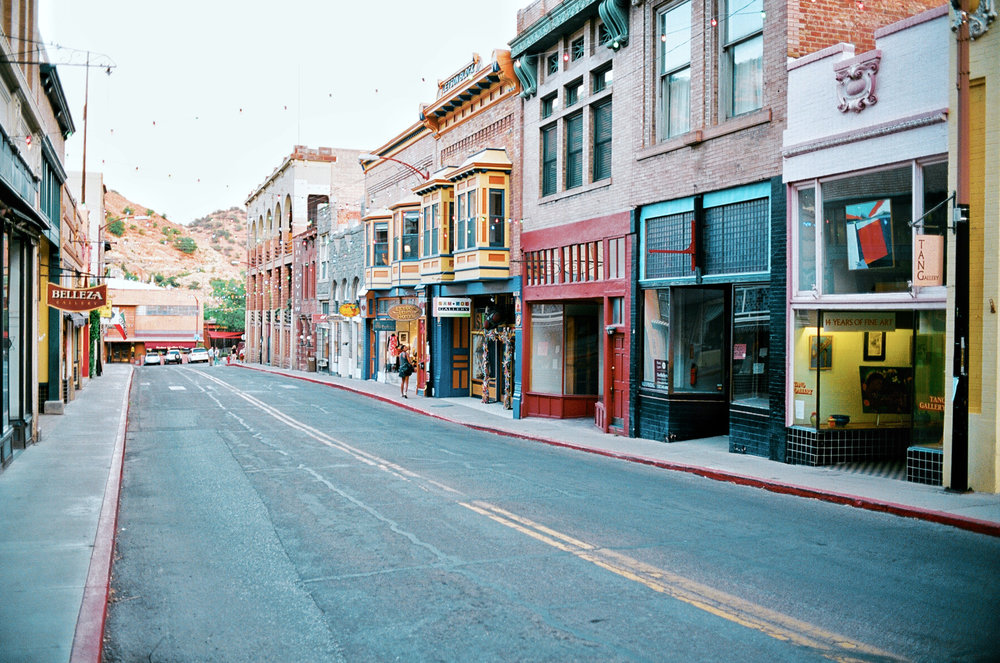 bisbee arizona 35mm film