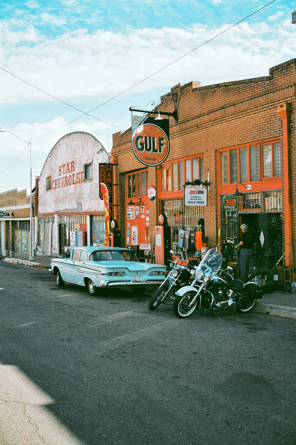bisbee on film 35mm