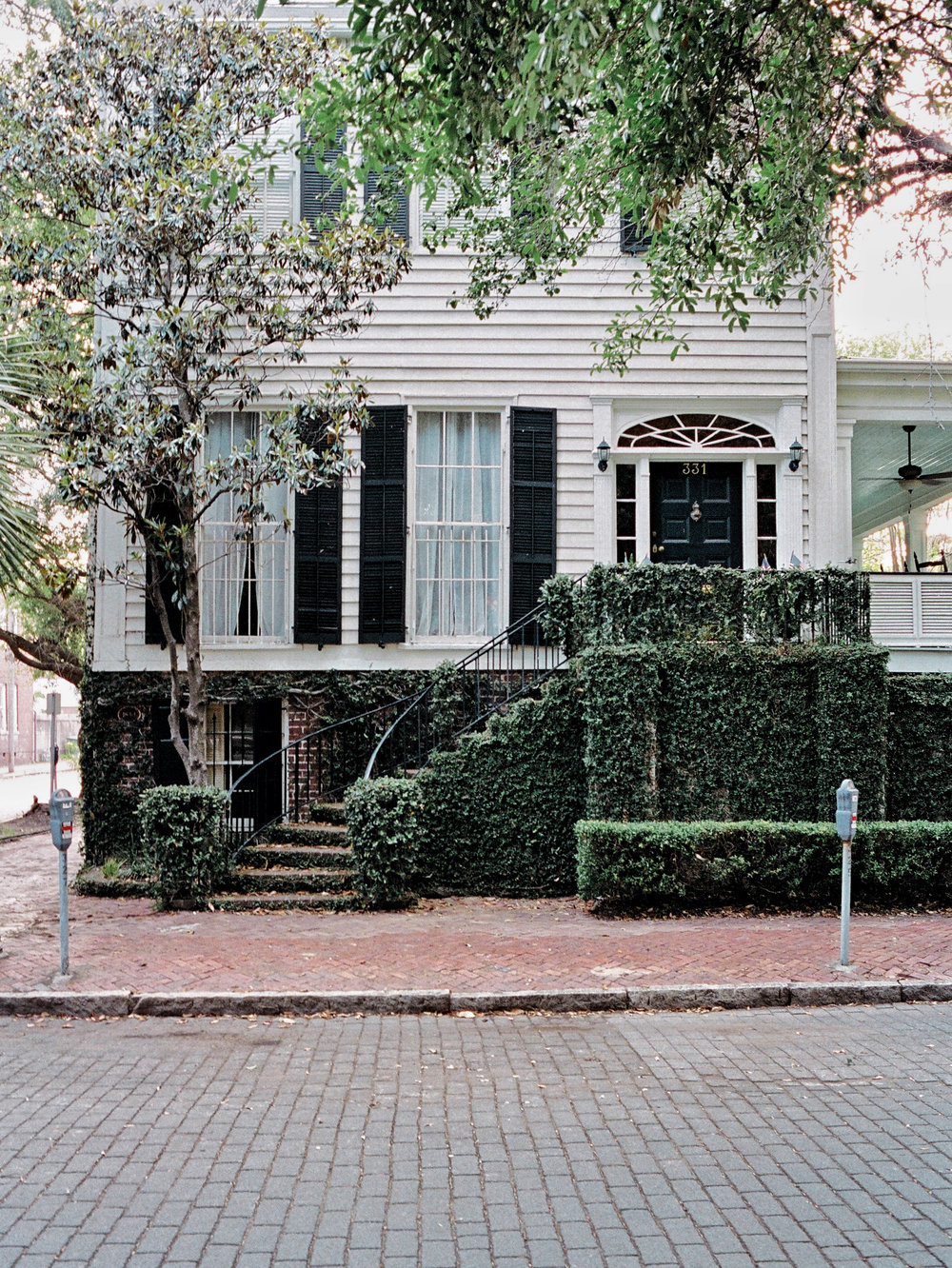 savannah 35mm film facades