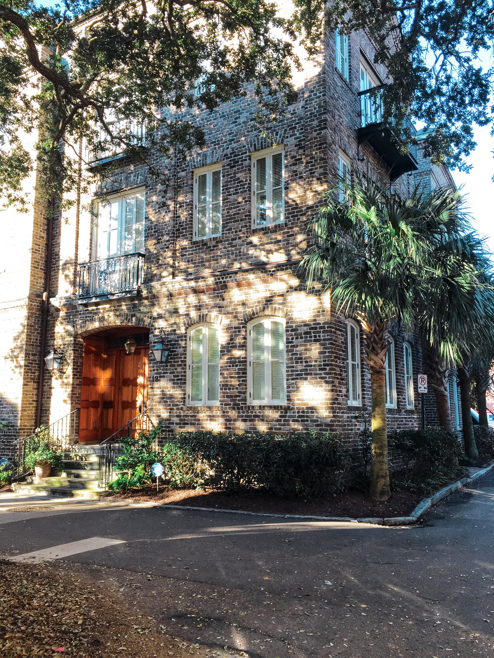 charleston facade