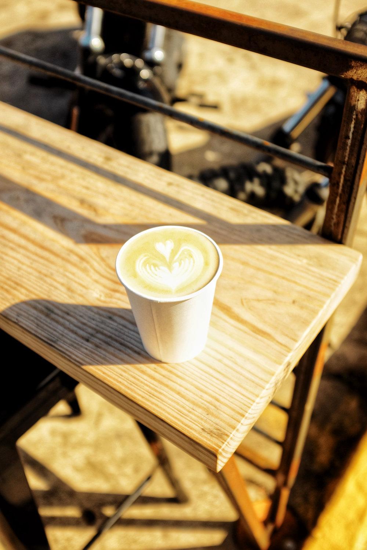 latte flat track