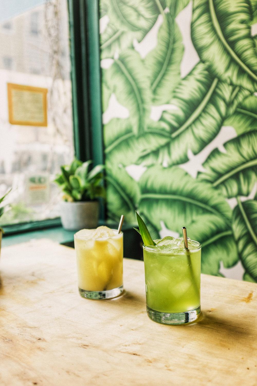 soju cocktails selamat pagi