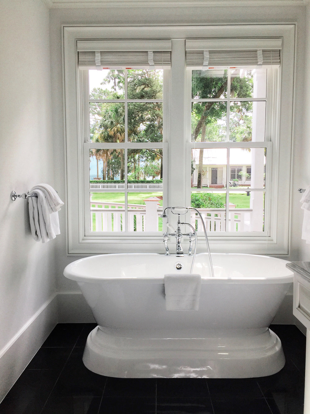bath tub cottage