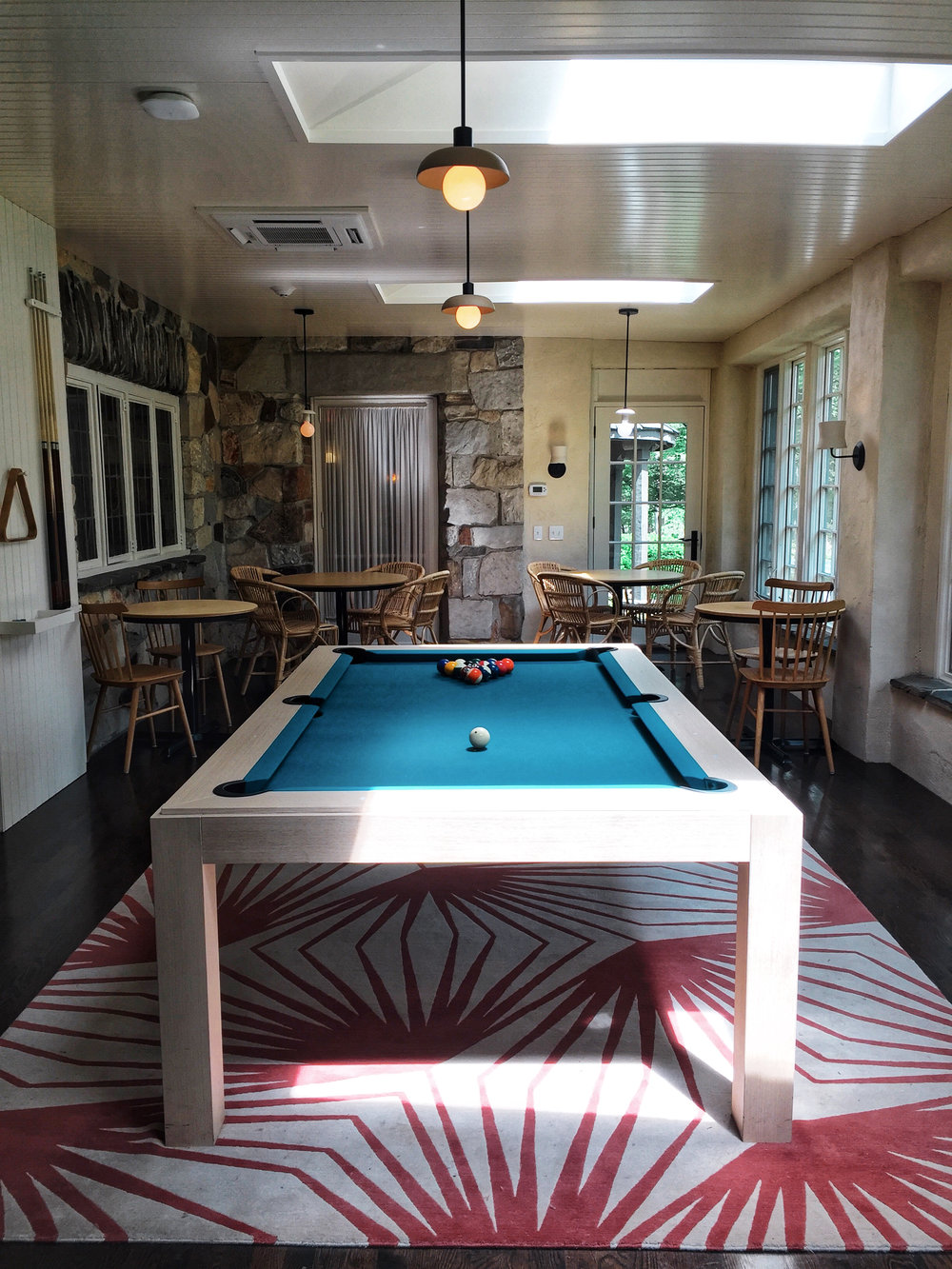 pool table troutbeck