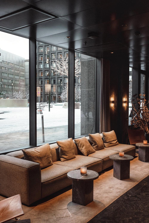 hotel at six lobby