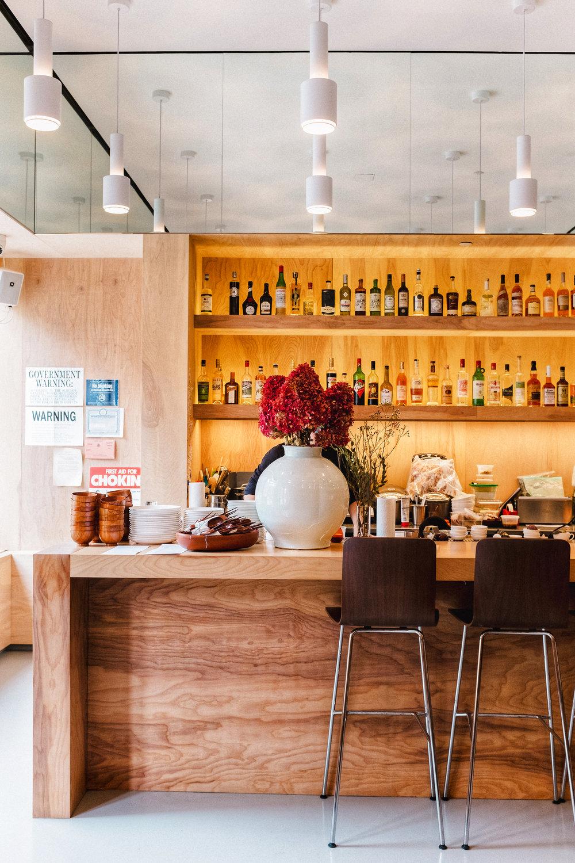 bar laika interior