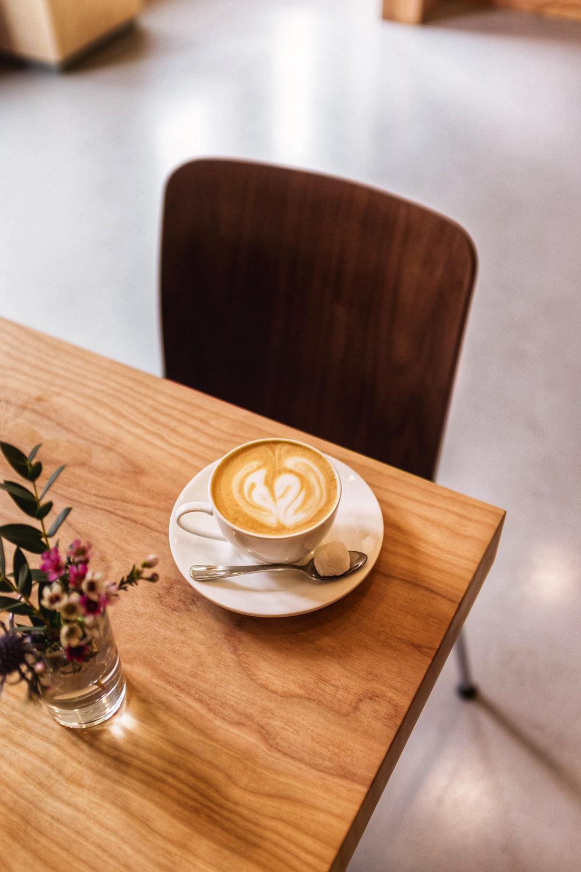 latte bar laika