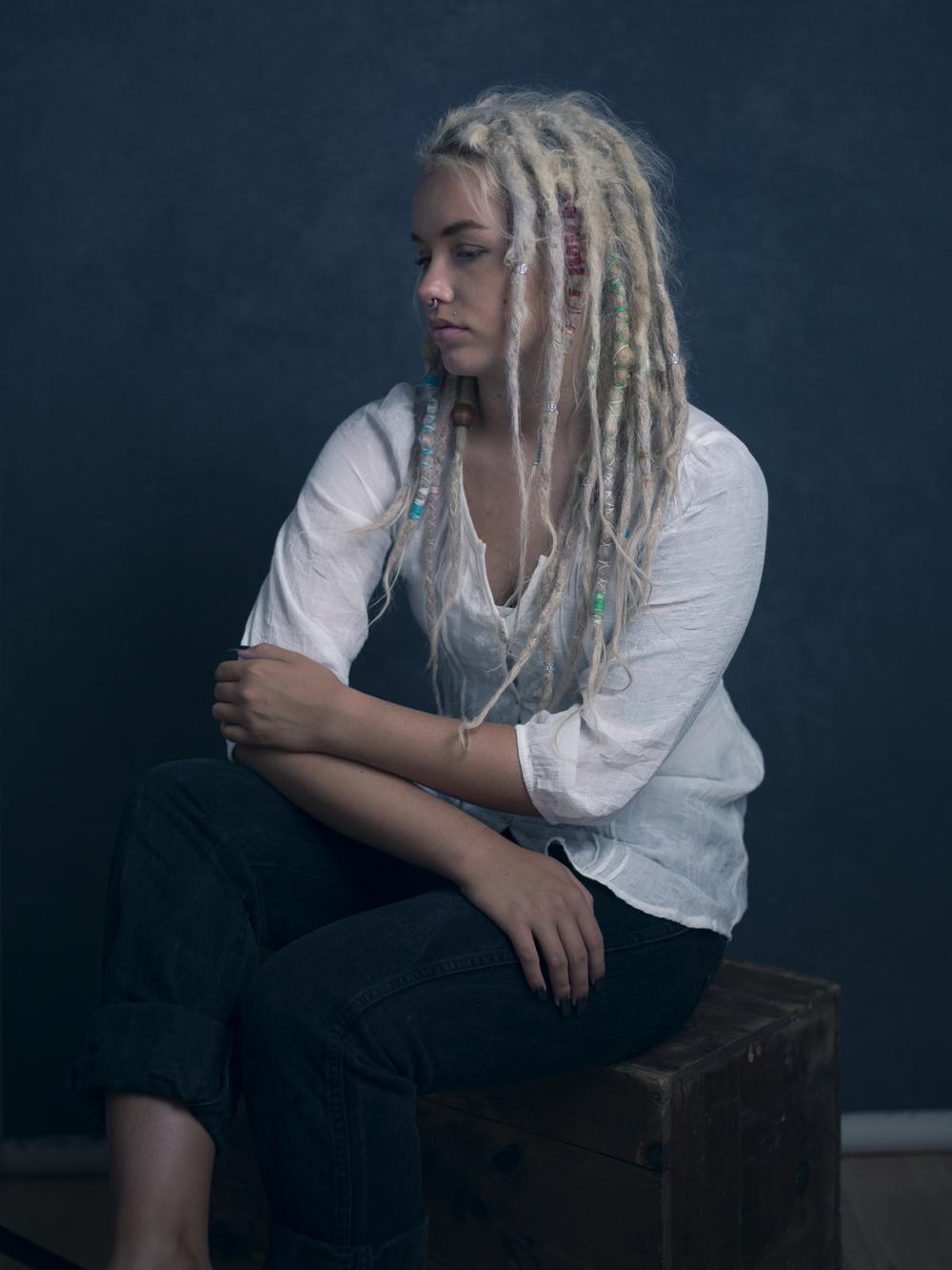 Claire Portrait 2